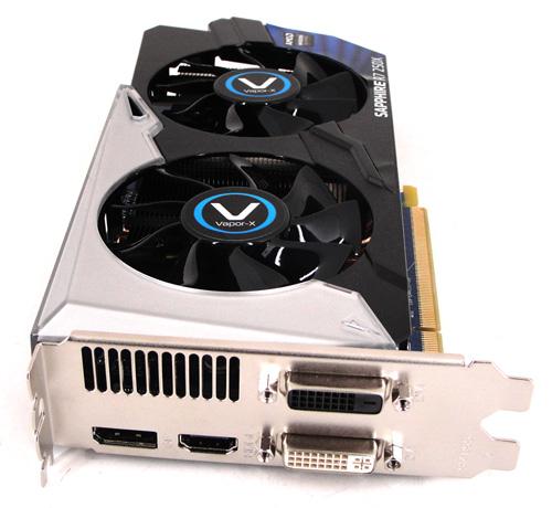 Test: Sapphire Vapor-X Radeon R7 250X OC - Hardware-Mag