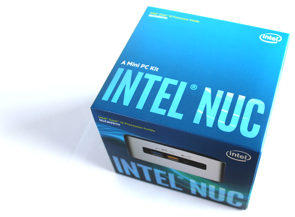 Skylake: Intel NUC Kit NUC6i5SYH Test