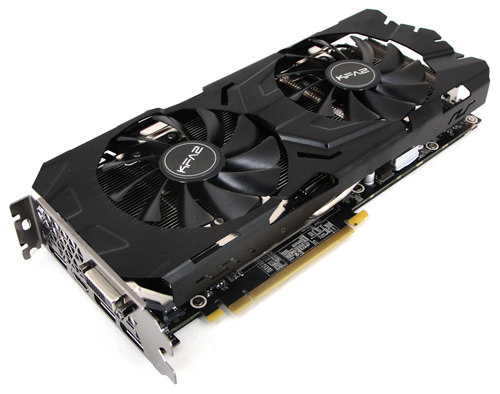 Pascal: KFA2 GeForce GTX 1070 EXOC im Test
