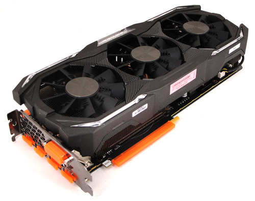 ZOTAC GeForce GTX 1070 AMP! Extreme im Test