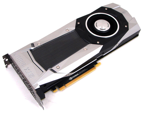 Gainward GTX 1080 Ti Founders Edition