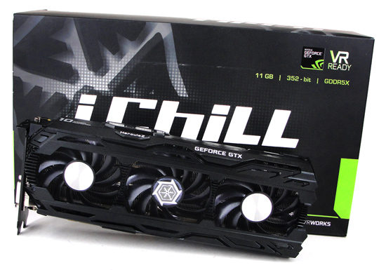 Inno3D iChill GeForce GTX 1080 Ti X3 Ultra Review