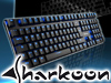 Sharkoon PureWriter TKL Tastatur Review