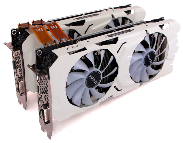 KFA2 GTX 1070 Ti EX-SNPR White SLI Review