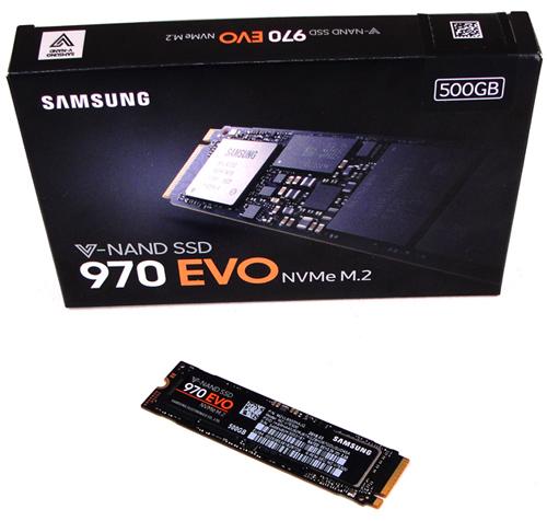 Test V Nand V4 Samsung Ssd 970 Evo Im Test Hardware Mag