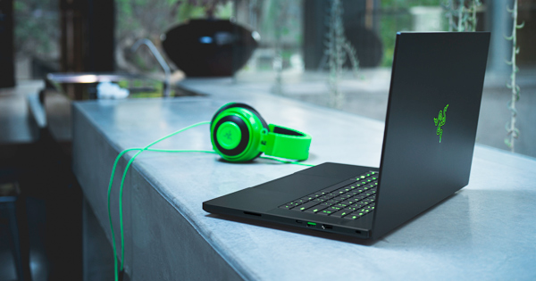 Razer Blade 15 Gaming-Notebook im Test