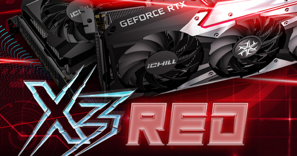 Inno3D RTX 3060 Ti iCHILL X3 Red Review