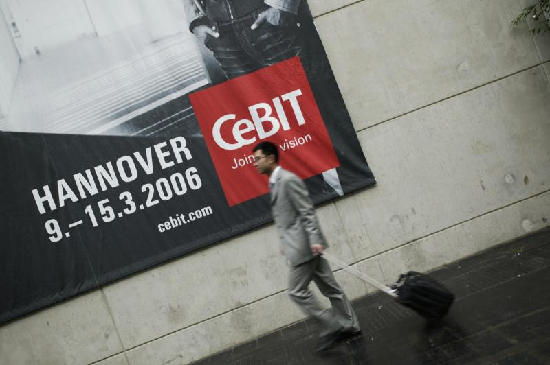 CeBIT 2006 - Join The Vision