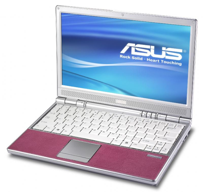 Asus S6F Special Pink Edition #1