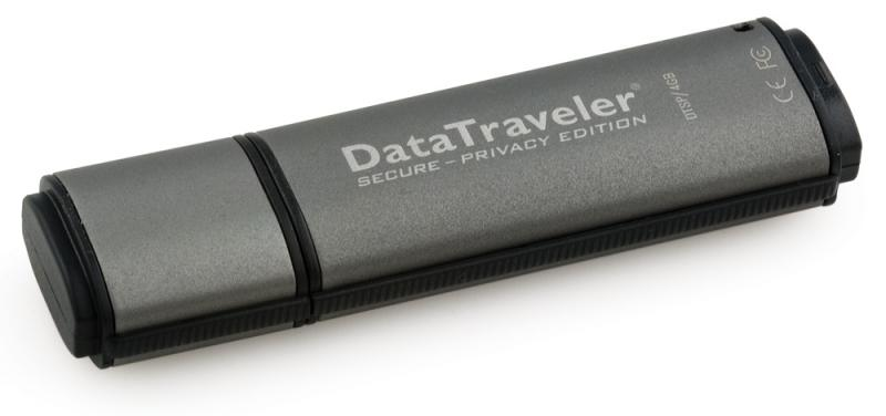 Kingston DataTraveler Secure Privacy Edition