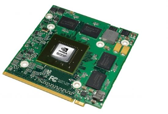 Nvidia GeForce 9M