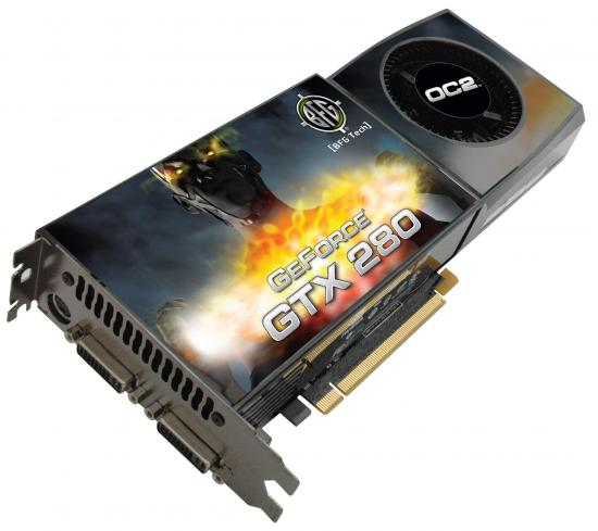 BFG GeForce GTX 280 OC2