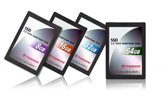 Transcend SSD-Lineup