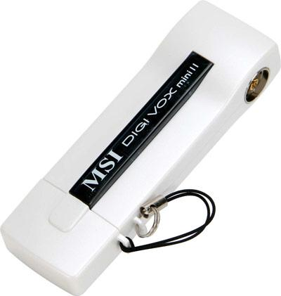 MSI DigiVox Mini II DVB-T Stick