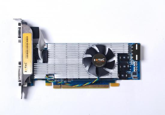 Zotac GeForce 9600 GT LP