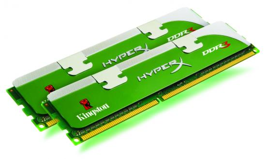 HyperX Ultra-Low Voltage Memory-Modul