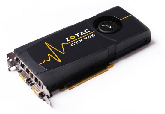 ZOTAC GeForce GTX 465