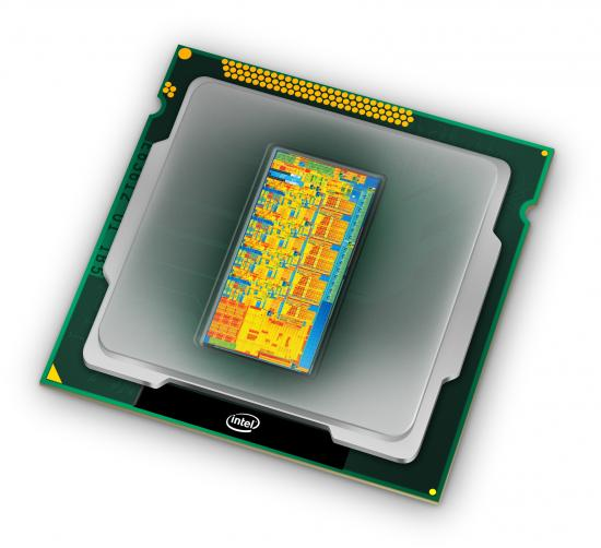 Intel Sandy Bridge Chip