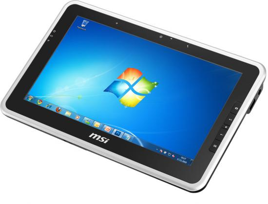 MSI WindPad 100W-232