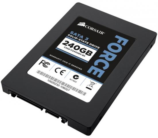 Corsair Force Series 3 Solid State Drive