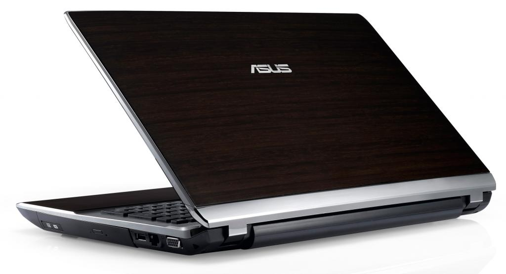 Asus U53SD Bamboo Notebook