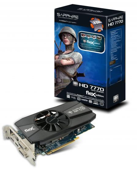 HD 7770 FleX GHz