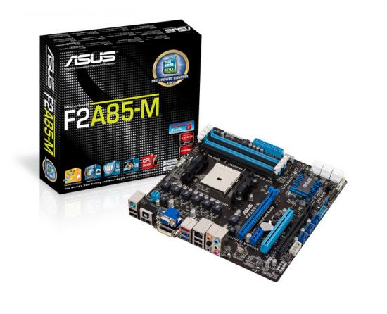 ASUS F2A85 Mainboards