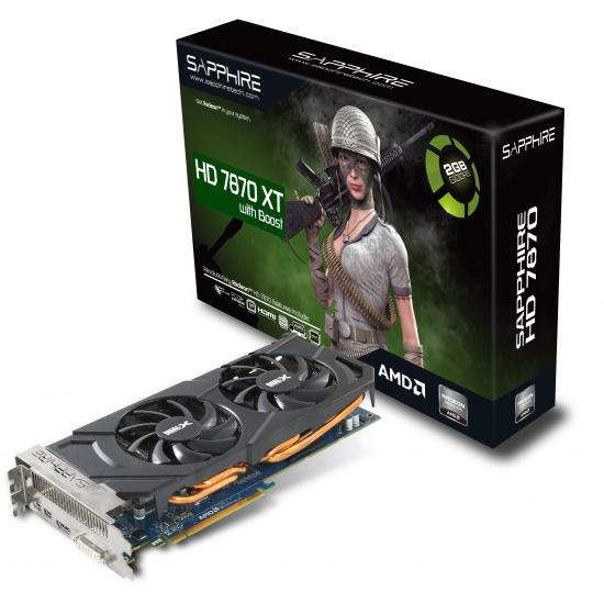 HD 7870 XT with Boost