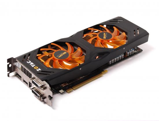 GTX 680 AMP! Edition Dual Silencer