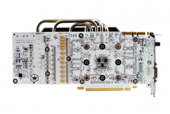 KFA2 GeForce GTX 780 Hall Of Fame OC+