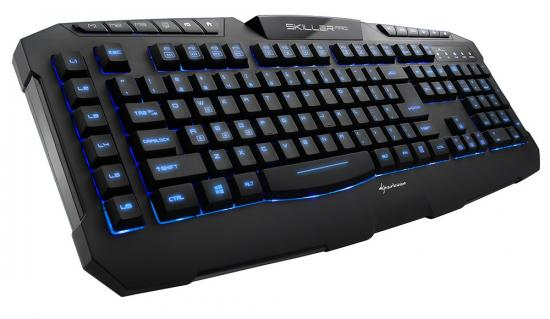 Skiller PRO Gaming Keyboard