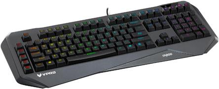 VPRO V800S RGB Backlit Mechanical Gaming Keyboard