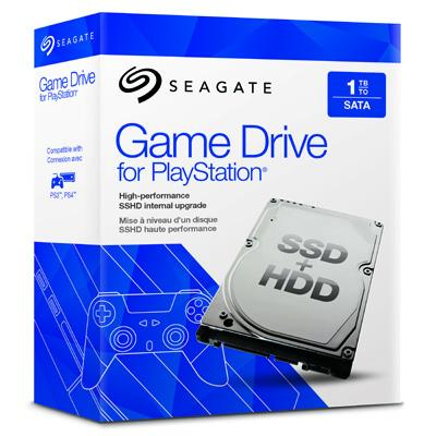 Seagate Game Drive für die PlayStation