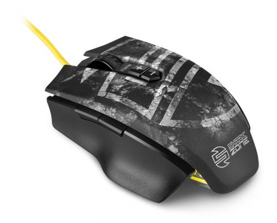 Sharkoon SHARK ZONE M50 Gaming Laser Mouse