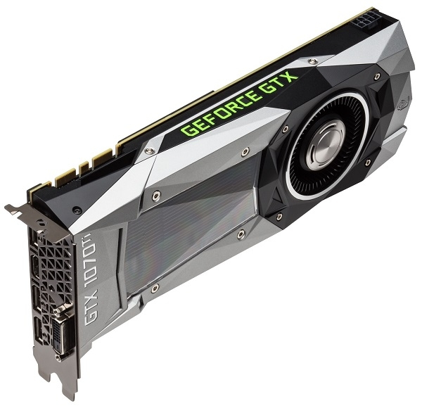 GTX 1070 Ti Founders Edition