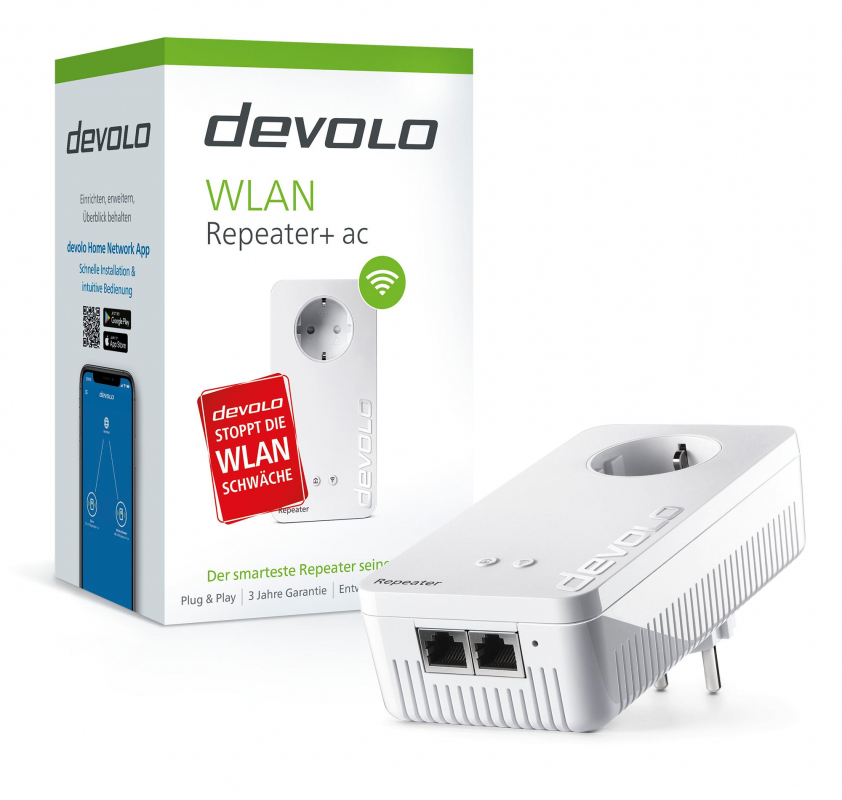 devolo WLAN Repeater+ ac